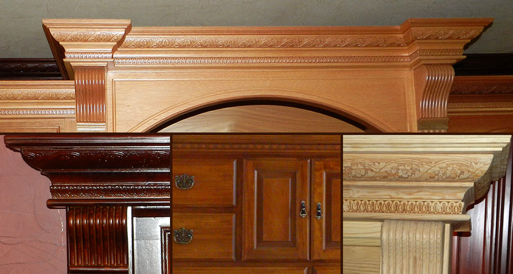 Molduras Para Muebles De Cocina - Arquitectura Del Hogar - Serart.net